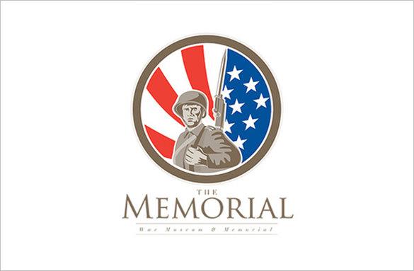 memorial army logo
