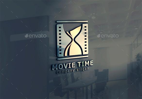 movie time company logo