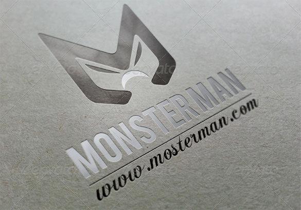 monster man movie company logo1