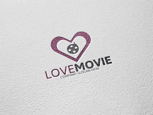 love movie logo