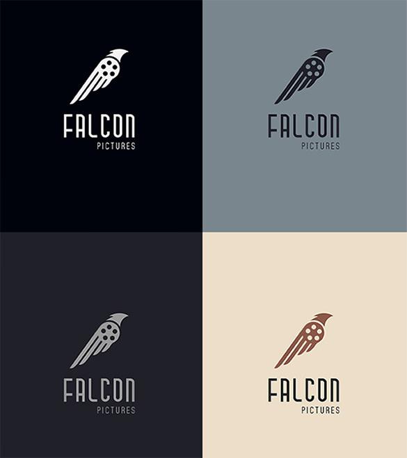 free movie company logo