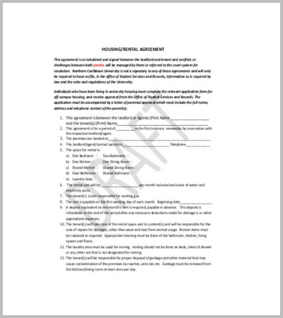 60 agreement template free word pdf documents download free premium templates. Black Bedroom Furniture Sets. Home Design Ideas