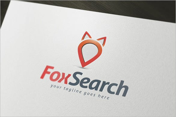 fox search logo