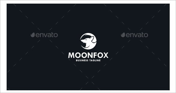 moon fox logo