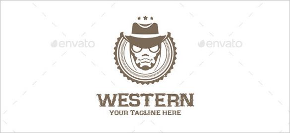 western cowboy logo