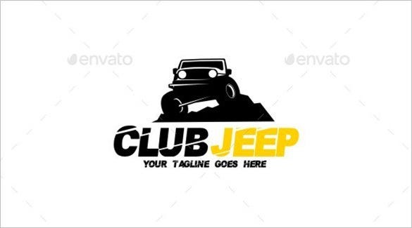 club jeep logo