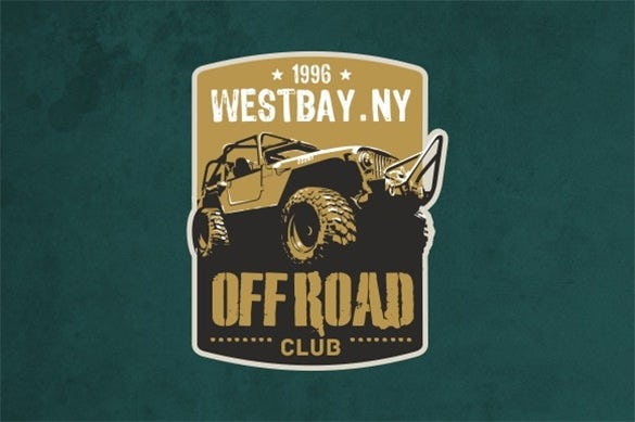 off road jeep logo