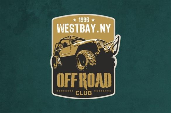 off road jeep logo