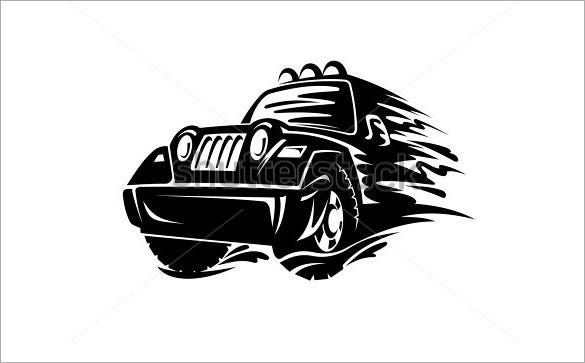 cross over jeep logo