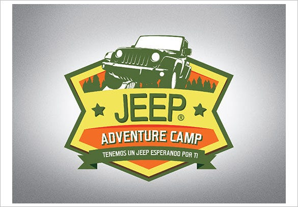 jeep adventure logo
