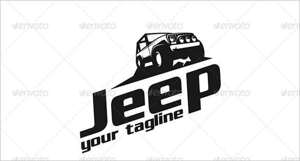 Jeep Logo Vector