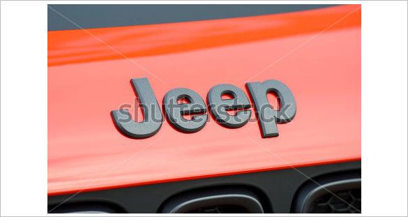 simple jeep logo