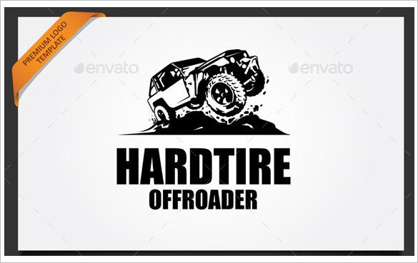 hardtire jeep logo