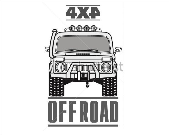 jeep off road logo