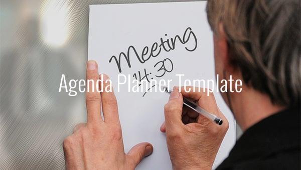 agendaplannertemplates