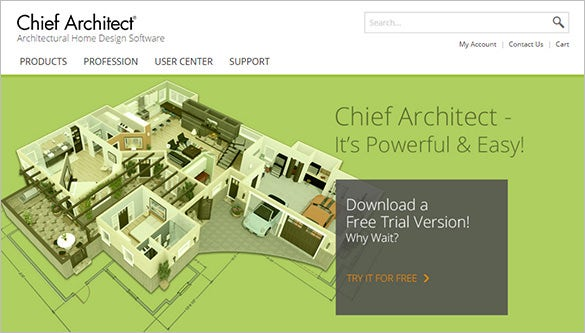 17 best 3d softwares for architects in 2015 free for Easy architectural software