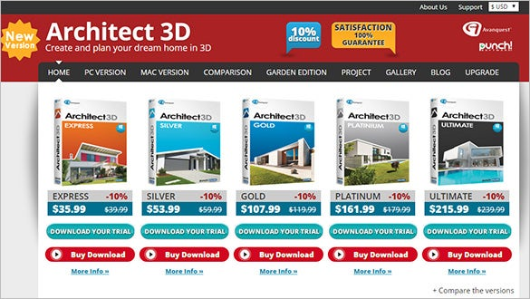 17 best 3d softwares for architects in 2015 free premium templates