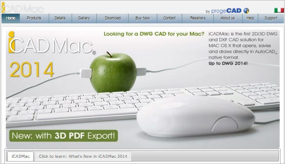 icadmac 3d architectural software for mac
