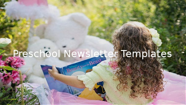preschoolnewslettertemplates