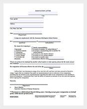 Resignation-Letter-Format-for-School-Teachers-Free