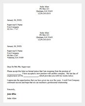 Email-Resignation-Letter-to-Supervisor-Free-PDF