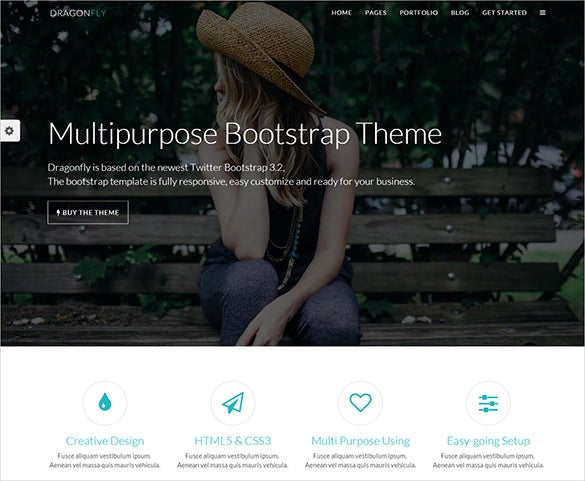 multi purpose business php theme