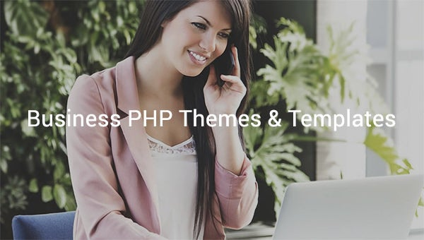 business php themes templates