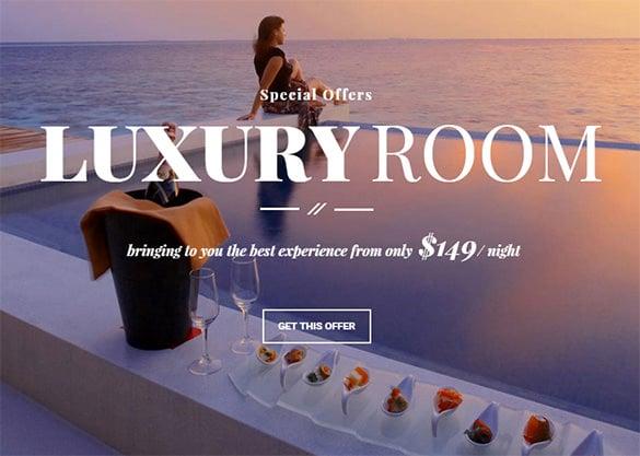 wordpress theme for hotel booking