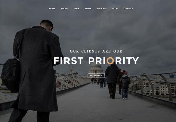 wordpress theme for creative agency