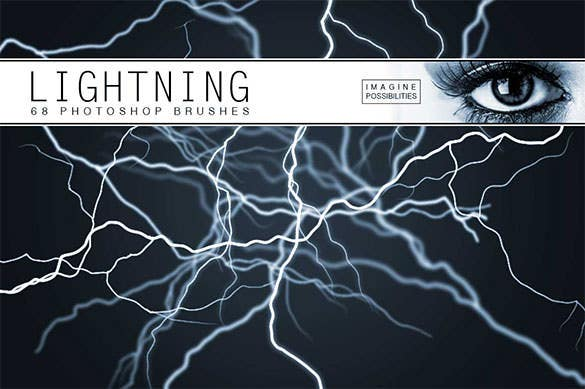 premium lightning brush download 5