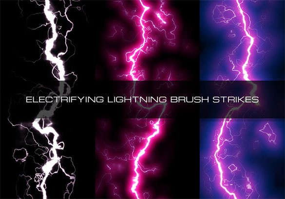 electrifying lightning brush strikes free download