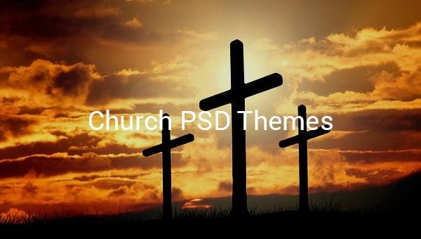 church psd themes2