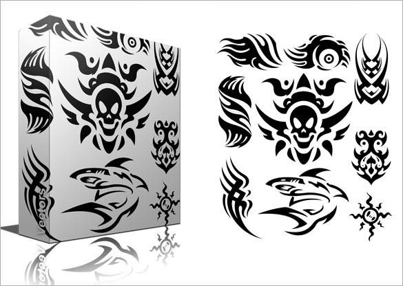 tribal tattoo png format download