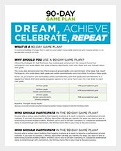 90-Days-Game-Plan-for-Business-PDF-Template-Free