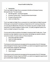 Annual-Health-&-Safety-Plan-Free-Word-Template