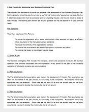 Business-Contingency-Plan-Word-Template-Free