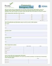 Computer-Emergency-Plan-PDF-Template-Free
