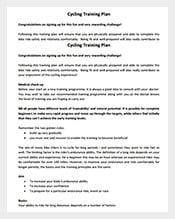 Cycling-Training-Plan-PDF-Template-Free