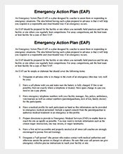 Emergency-Action-Plan-PDF-Free