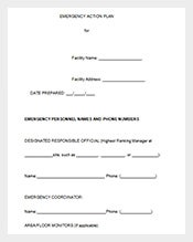 Emergency-Action-Plan-Word-Template-Free