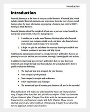 Financial-Plan-for-Small-Business-Free-PDF-Template