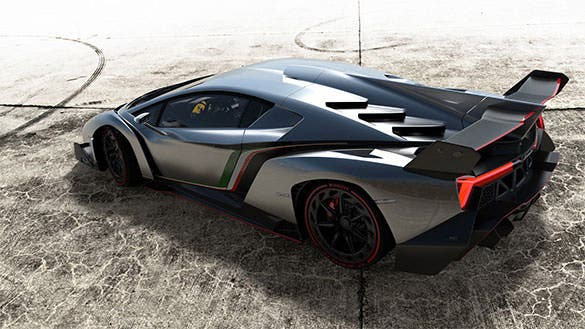 Lamborghini Veveno HD Wallpaper Download