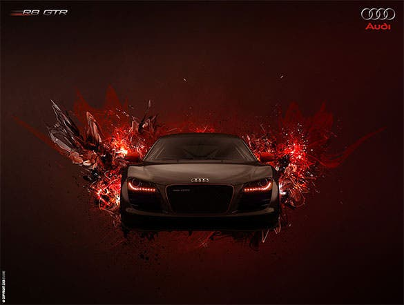 audi r8 car high definition photos