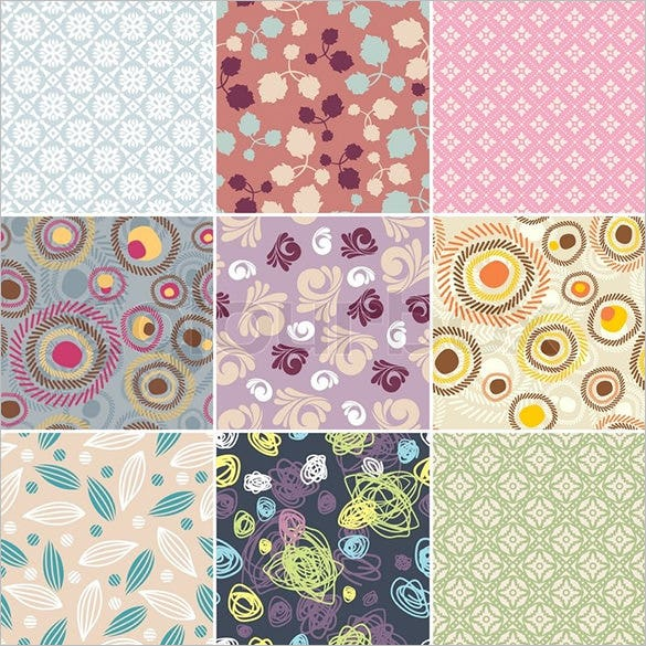 simple seamless pattern for you