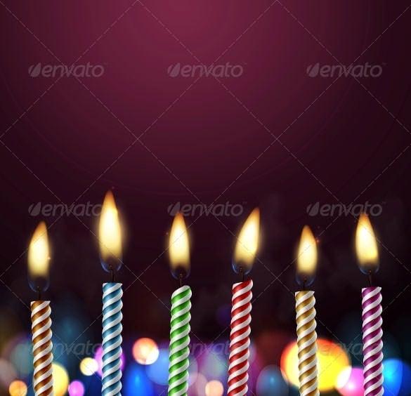 birthday background design eps download