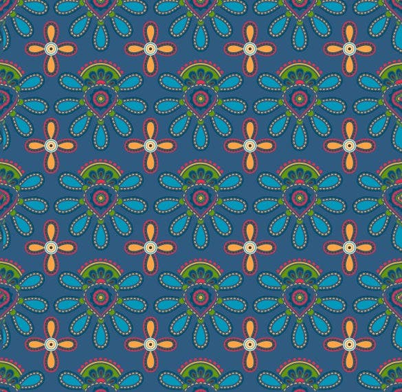 simple floral pattern for download
