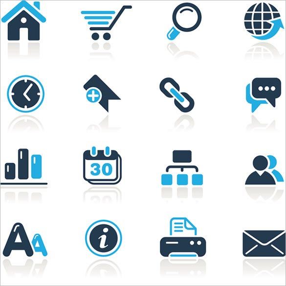 web design icons vector for you