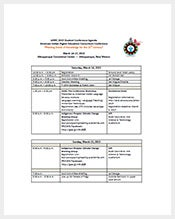 Daily-Student-Agenda-Template