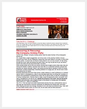 Holiday-Party-Agenda-Template