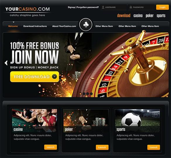 17+ Gaming PSD Themes & Templates | Free & Premium Templates